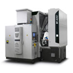 Fresadora vertical de engrenagens H 250-400